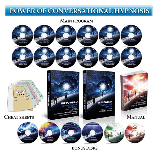 Power of Conversational Hypnosis Program