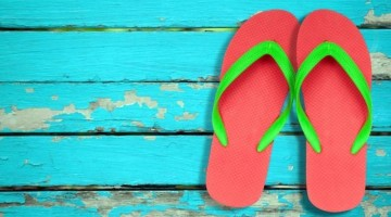 Wal-Mart Flip-Flops Cause Chemical Burns