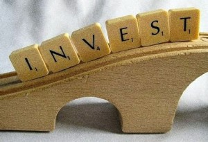 To Make Money You Have to Invest