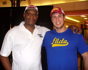 Me & Tony Todd