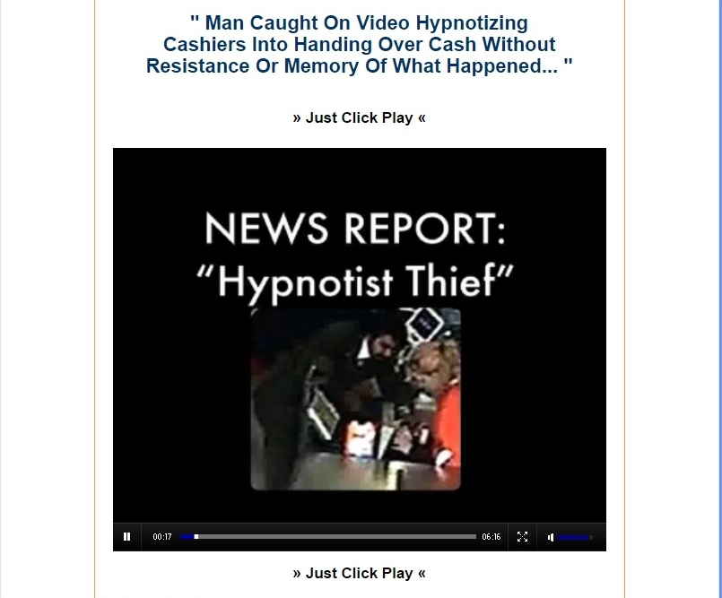 The Power of Conversational Hypnosis Bonus